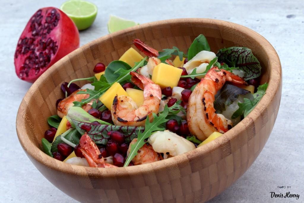 Krevetový salát